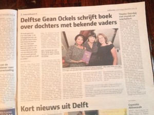 interview in Delftste Post